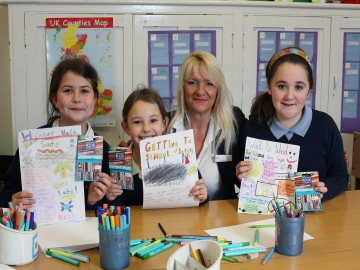 WM - Taylor Wimpey - Badsey First School Poster Competition